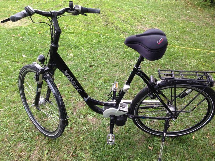 Vélo électrique - conçu et fabriqué pour cycliste > 180 cm et un poids porté total allant jusque 170 kgLocation Vélo Haut de gamme - KALKHOFF Villethierry (89140)