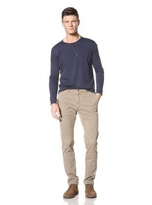 Mason's Men's Tricotine Pants (Khaki)