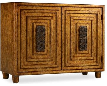 Hooker Furniture Melange Shansi Gilded Chest traditional-accent-chests-and-cabinets