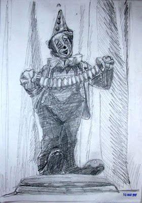 Clown 8 Years Older
