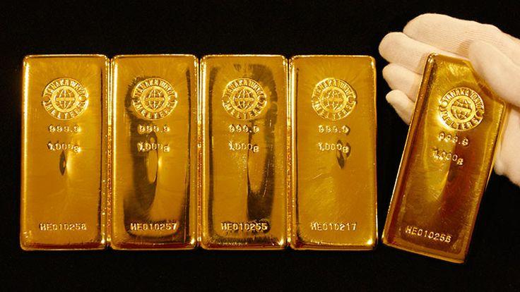 El oro y el petróleo baten un récord del siglo XIX - Por primera vez en casi 125 años 30 gramos de oro 'cuestan' el equivalente a 40 barriles del petróleo, lo que pone de manifiesto la triste tendencia económica actual.