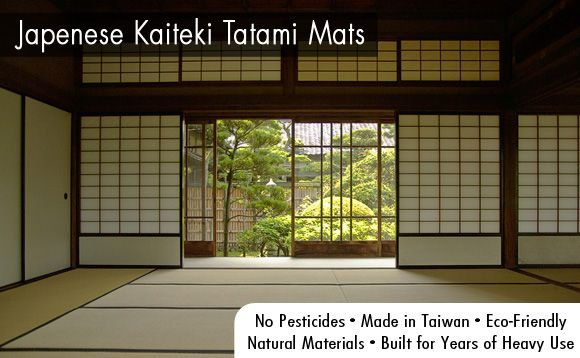 Japanese Tatami Mats Our Mats Are As Authentic As They Get Made