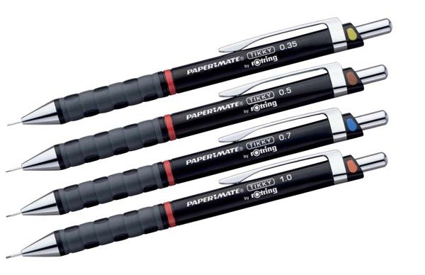 Rotring Tikky Mechanical Pencils By Papermate
