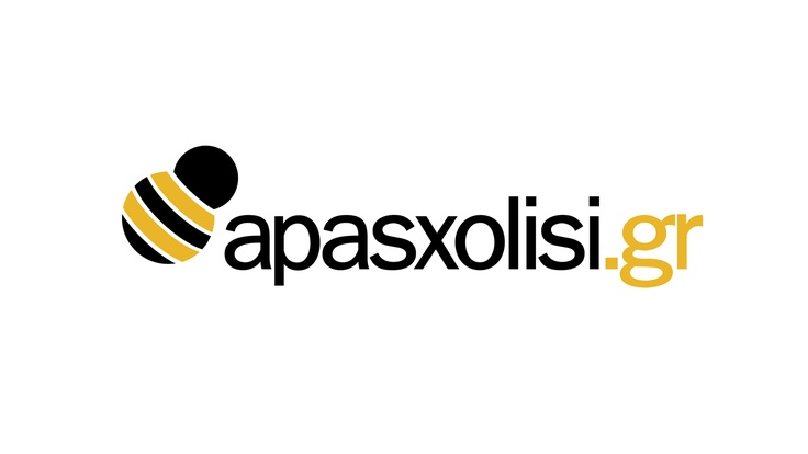 apasxolisi.gr_ identity designed for a greek online recruitment agency