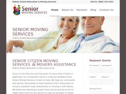 New listing in Moving Companies added to CMac.ws. Senior Moving Services in San Francisco, CA - http://moving-companies.cmac.ws/senior-moving-services/14324/