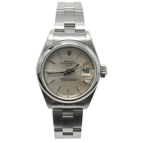Rolex Date swiss-automatic womens Watch (Certified Pre-owned) 79160 ** You can f...