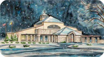 Saint Cecilia Catholic Church, Columbus, Ohio