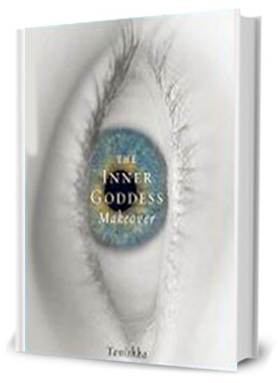 'The Inner Goddess Makeover' by Tanishka  Unlike the quick fix exterior makeovers that fade when you take a shower, this insightful and life-affirming journey of self-discovery will empower your feminine sense for a lifetime...