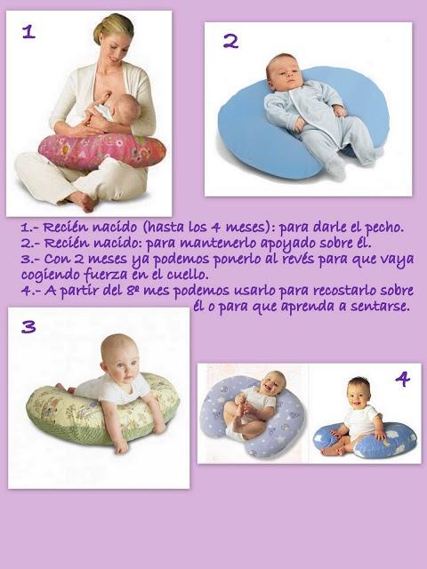 DIY: Cojín de Lactancia/Nursing Pad