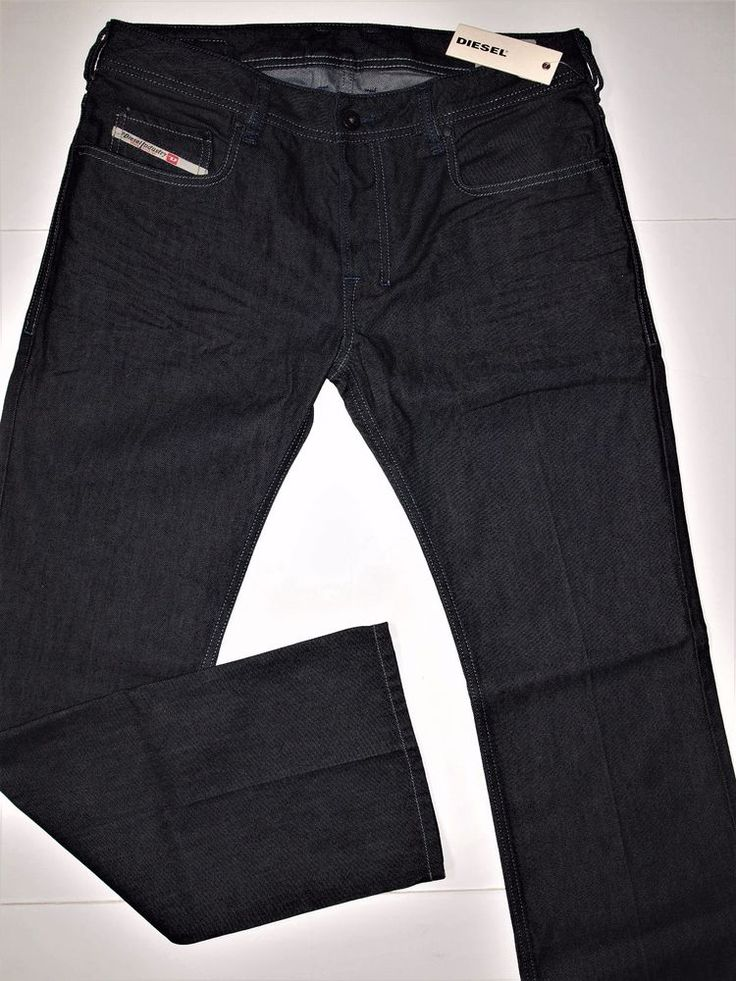 Diesel men's boot cut jeans style name ZATINY size 32x32 wash #0088Z  NEW #Diesel #BootCut
