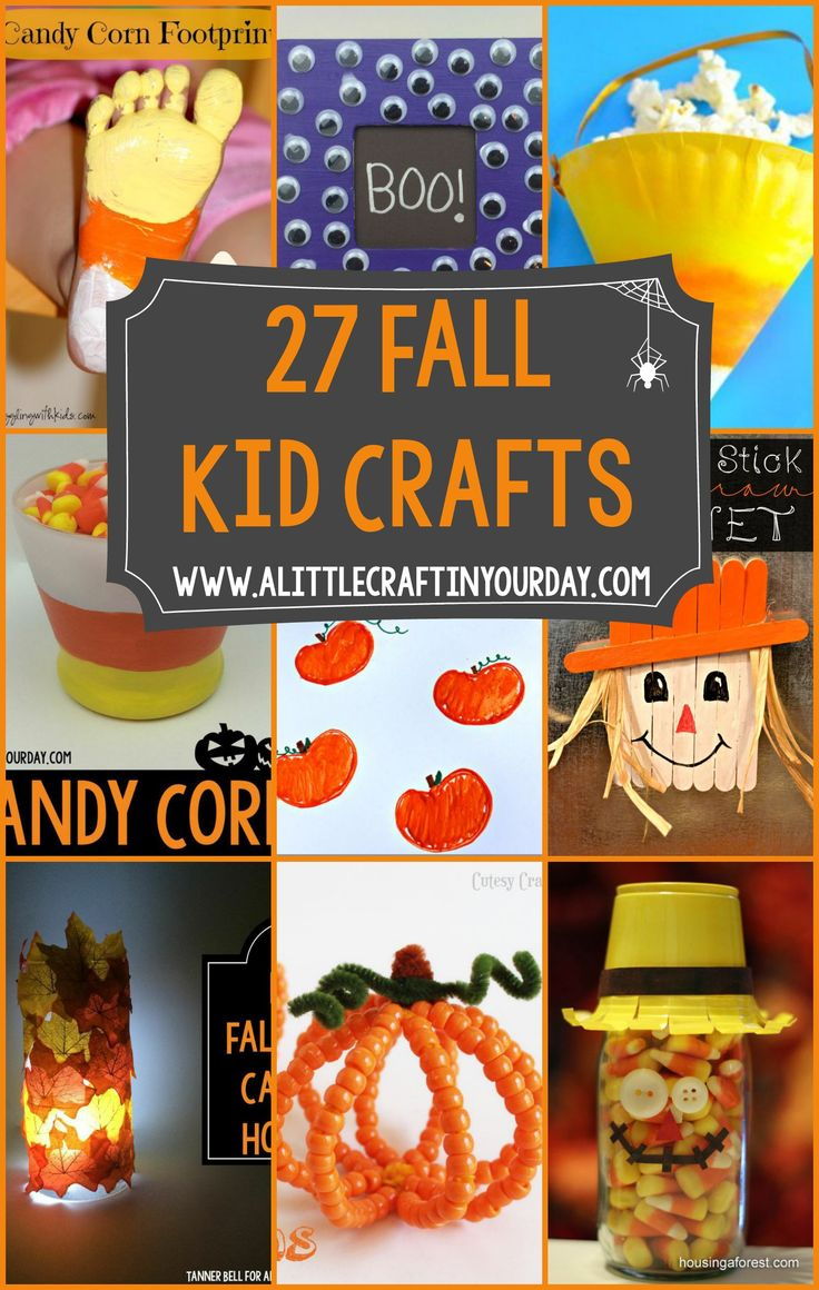 615 best images about Fall Crafts for Kids on Pinterest ...
