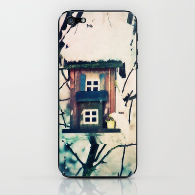 Birdhouse  iPhone & iPod Skin by AD DESIGN Photo + PhotoArt - $15.00: Ipod Skin, Design Photo, Photo Direction