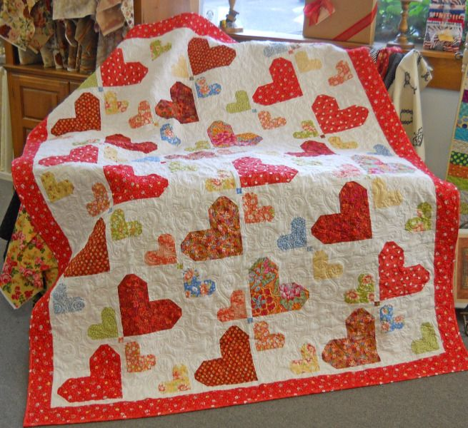 398 Best Images About My Quilt Place On Pinterest