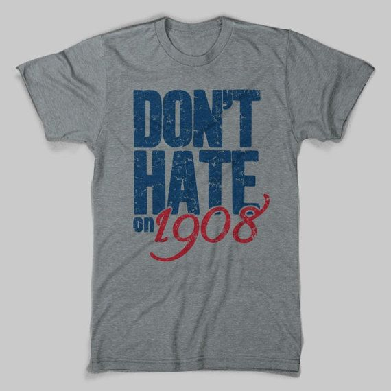 Vintage Chicago Cubs TShirt Heather Gray by chitownclothing, $19.99