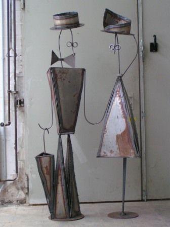 metallobjekte - kunst-kontraste.de