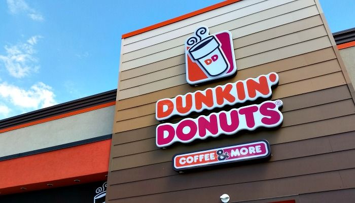 Dunkin Donuts Giveaway