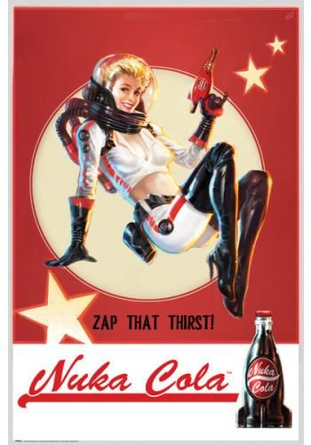 Nuka Cola by Fallout