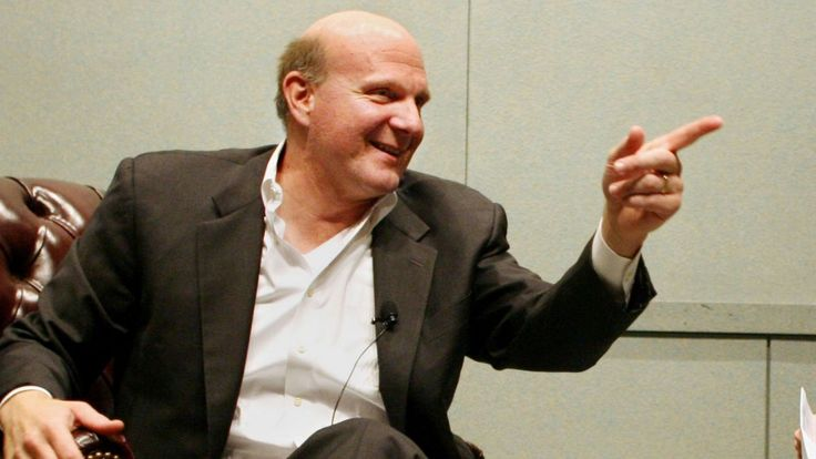 Microsoft's Steve Ballmer dubbed 'world's worst CEO' | Steve Ballmer is the world's worst CEO, according to business bible Forbes. Buying advice from the leading technology site