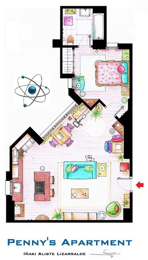 Sims Loft Floor Plans