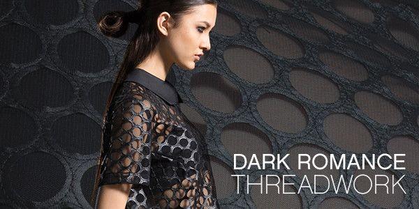Dark Romance - The Perfect Threadwork Companions – Taylor