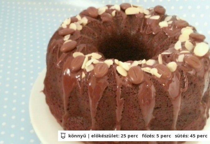 Brownie kuglóf