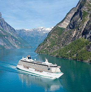 World's Best Cruise Ships - Articles | Travel + Leisure