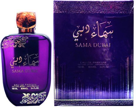 TMAXstore : Arabic Sama Dubai Eau de Parfum 100ml price, review and buy in UAE, Dubai, Abu Dhabi | Souq.com