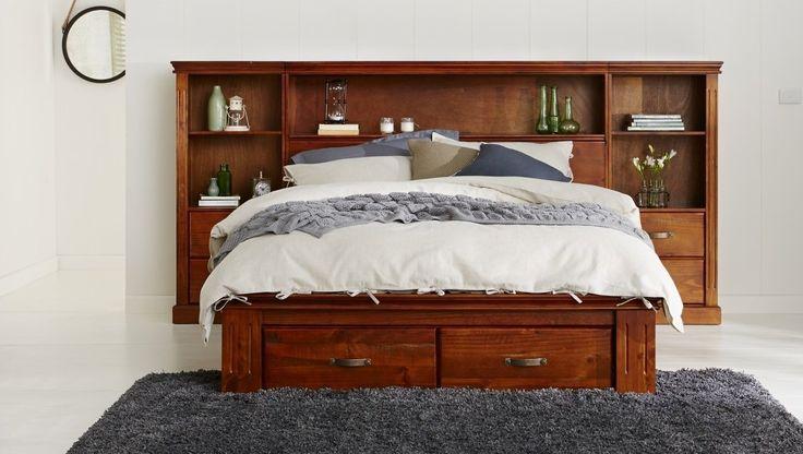 Texas Cabin Bed/Storage