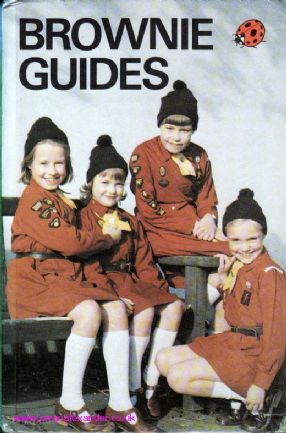 Brownie Guides (Ladybird Book)