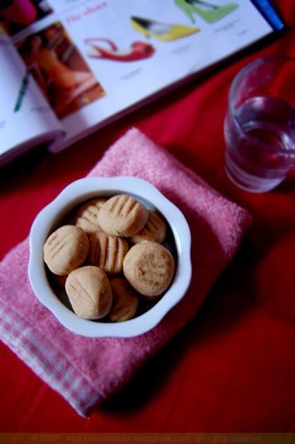 Peanut Butter Sandies | Yum | Something sweet | Pinterest