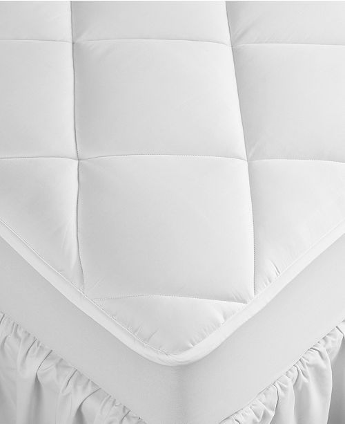 Hotel Collection Extra Deep King Mattress Pad Hypoallergenic