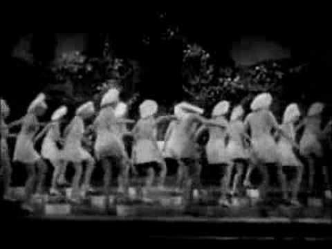 Busby Berkeley Musical reference