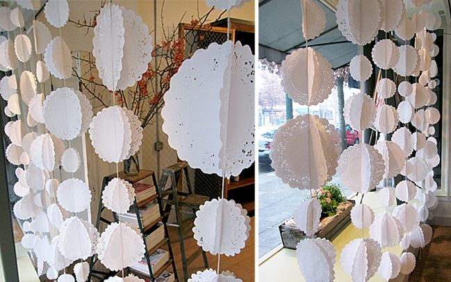 Made Well: Love is in the Air & Doilies are in theWindow! - The Collection Event Studio - The Collection - A Wine Country Wedding & Event Studio Showcasing a Curated Collection of Vendors & Venues