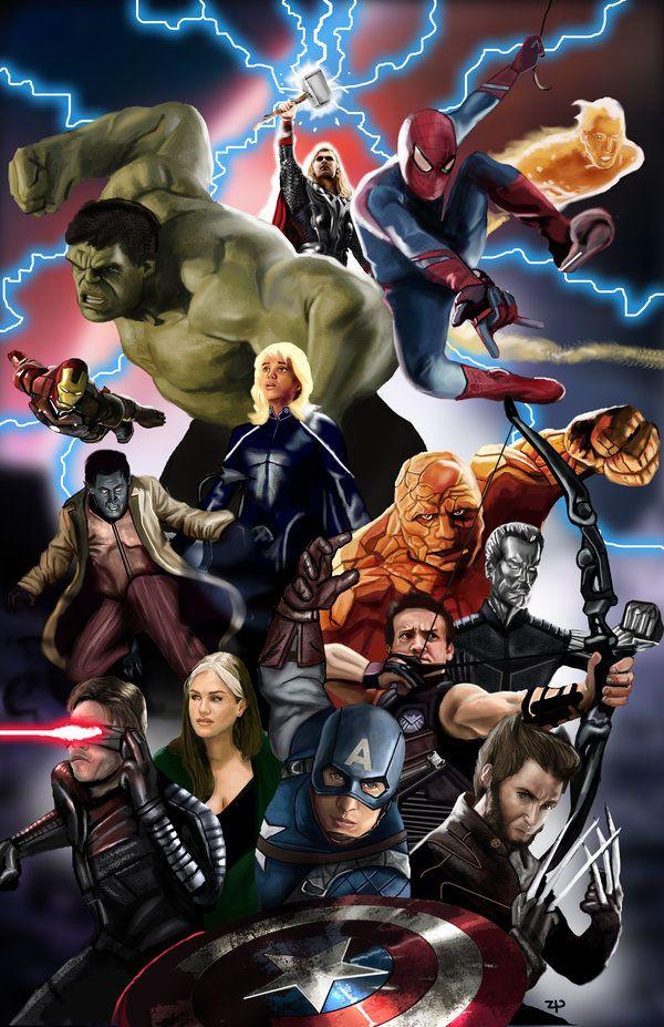 Secret War Marvel 118