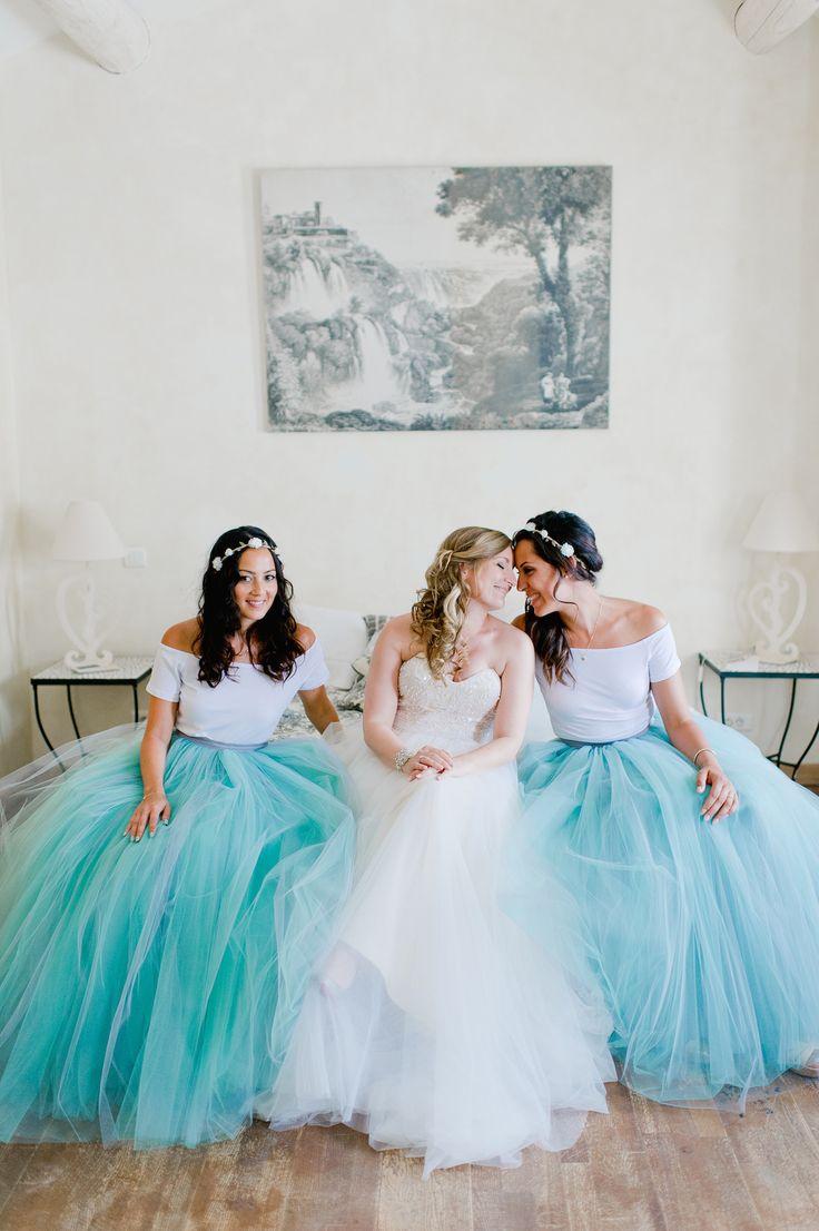 64 best Wedding & Bridesmaids Dresses images on Pinterest | Short ...