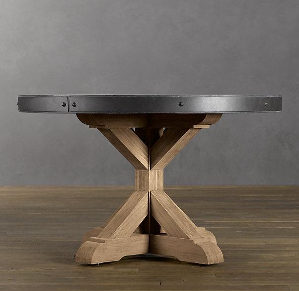 Concrete Table Looks Elegant.