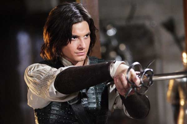 Prince Caspian - in the book AND in the movie. He's the epitome of a fantasy prince - still learning, very good-hearted, courageous and merciful.