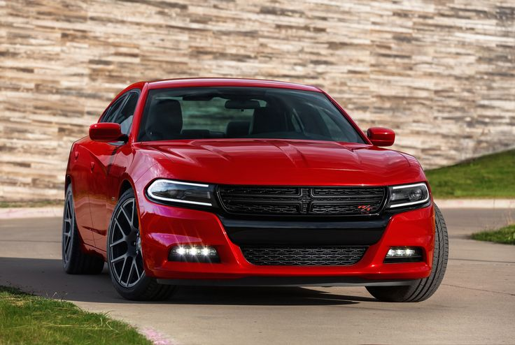 2015 Dodge Charger Debuts At 2014 New York Auto Show