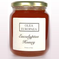 Premium Italian Eucalyptus unprocessed honey has a delicious caramel flavor. The raw unfiltered honey with its distinct aroma will leave a mesmerizing effect. It is enriched with antiseptic, anticatarrhal and expectorant properties. It alleviates and soothes pain in joints and muscles. Eucalyptus Honey has been specifically packed for Olea Europaea which is 100% pure, natural, raw, unheated and unpasteurized honey