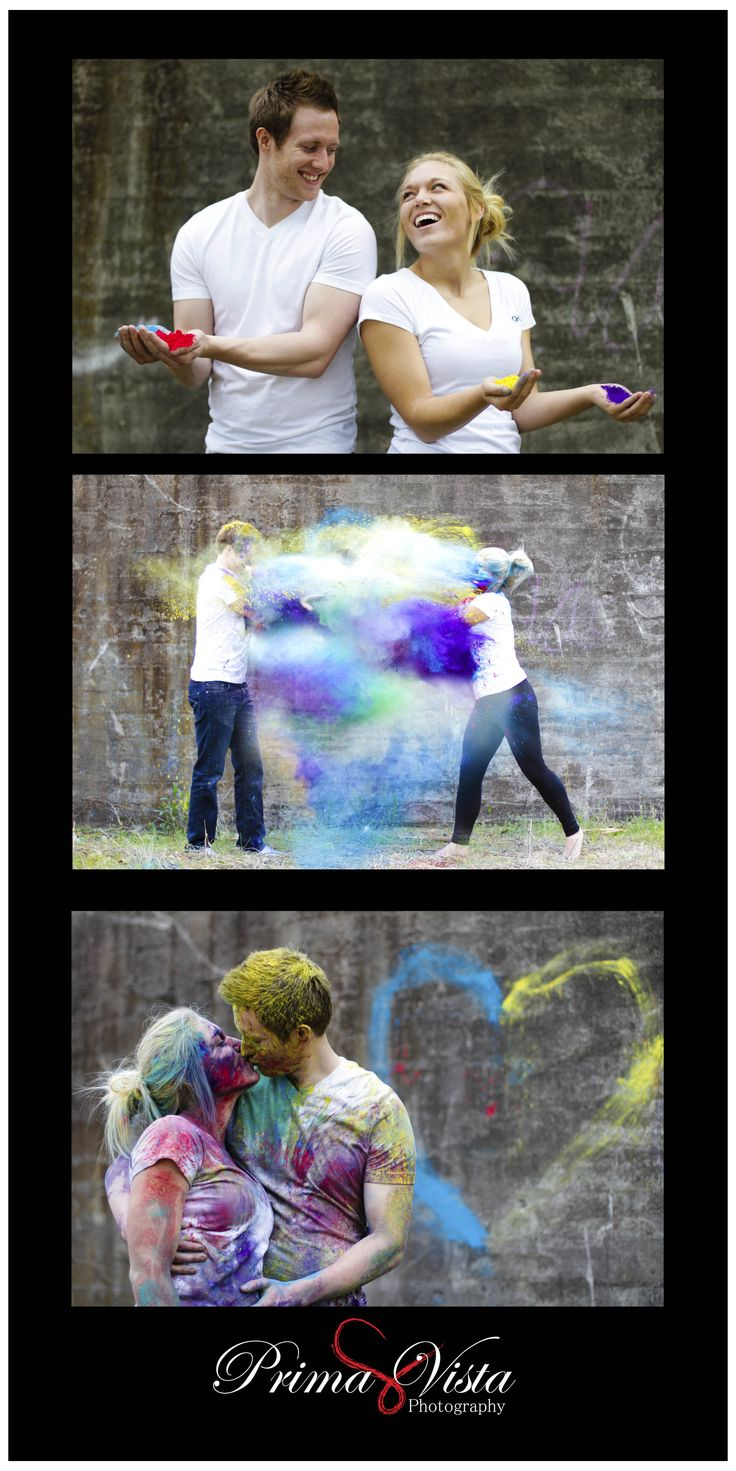paint fight