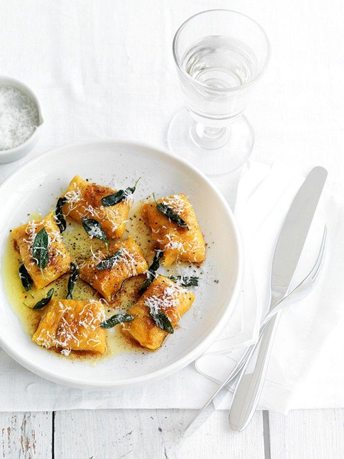 Pumpkin Gnocchi | MiNDFOOD