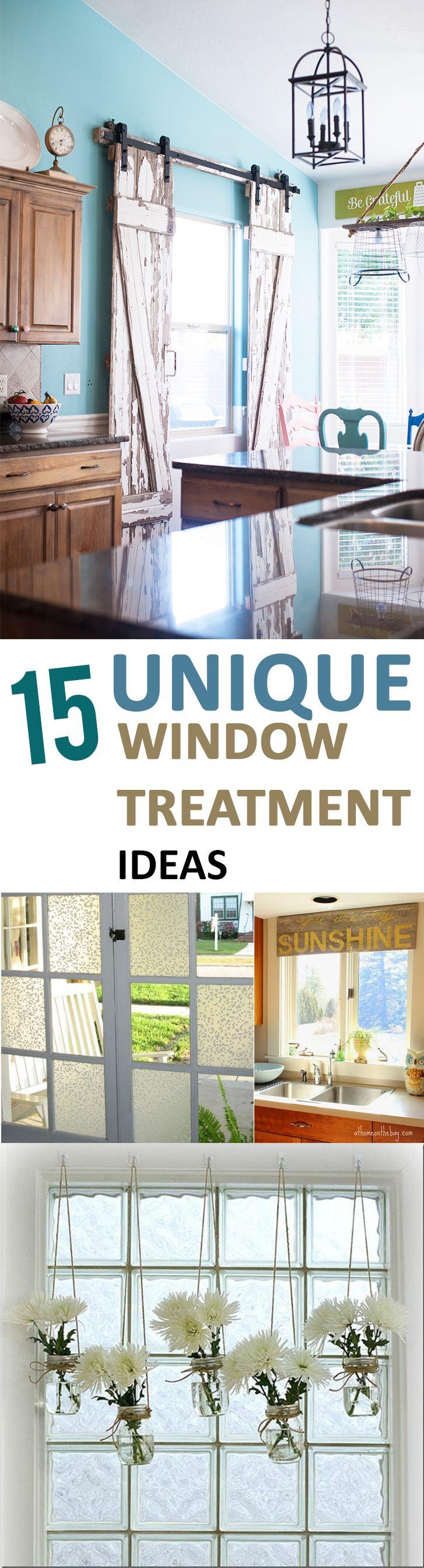 Window Treatment Ideas For Bathroom