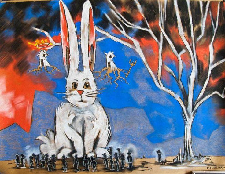 Keep the Rabbit Safe by Lee Molenaar.