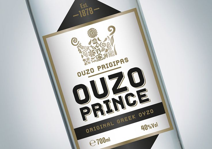 OUZO PRINCE – design process