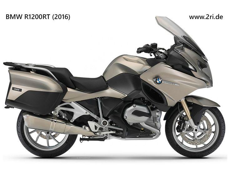 BMW R1200RT (2016)