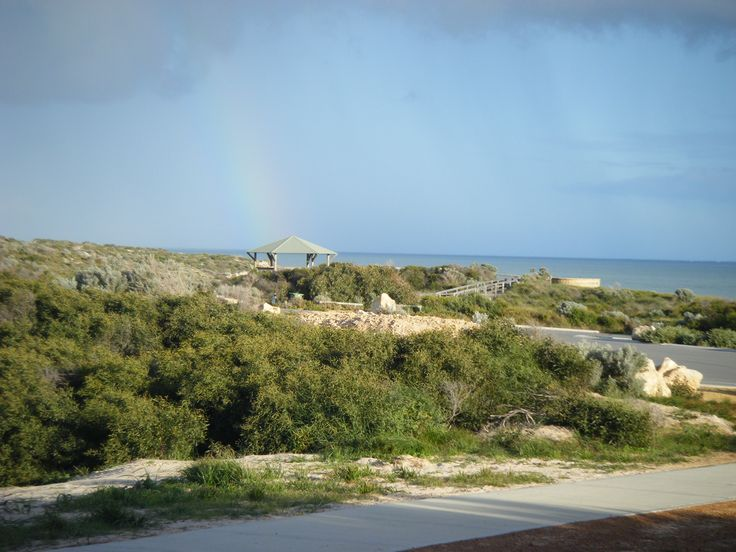 Lookout @ #Moore River to the #Indian Ocean at #Guilderton Western Australia... home of our 'shack'.