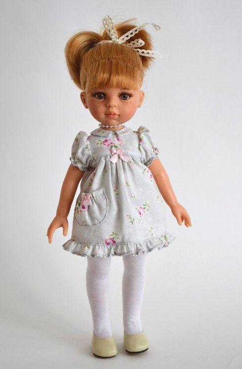 Одежда для кукол Паола Рейна, продано. Возможен повтор – 34 фотографии