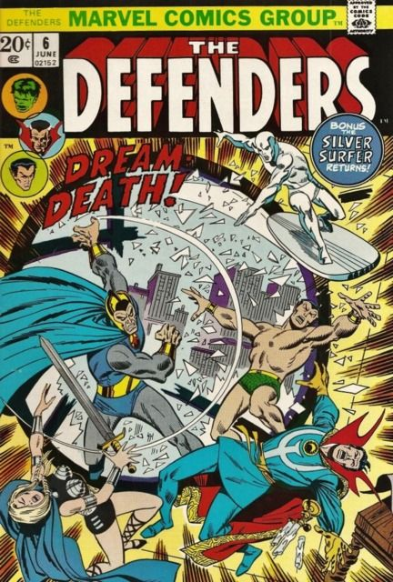 The Defenders (Volume) - Comic Vine