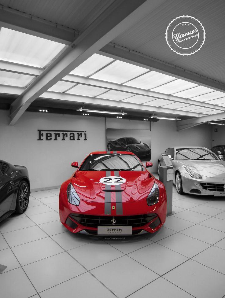 Ferrari F12berlinetta Charles Pozzi Yanas Meccanica
