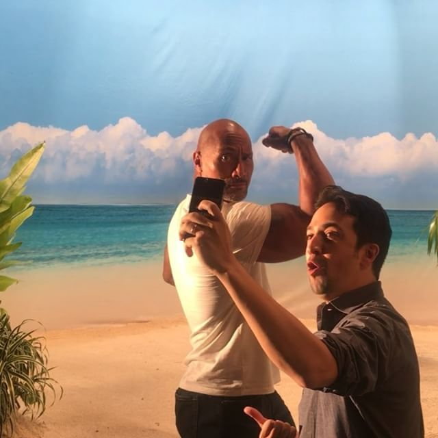 10 Times Dwayne Johnson Showed Us How to Have Fun and Still Get the Job Done